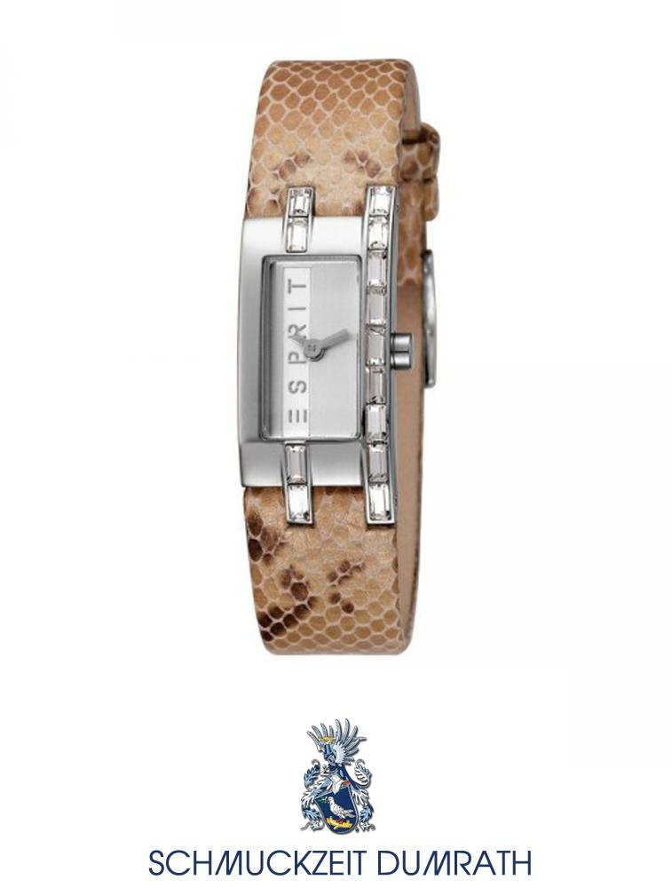 DUMRATH - UHREN   SCHMUCK - Esprit Damenuhr ES103182001 Pico Snake ... 7e6719f915