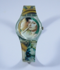 Swatch-Uhr GN 170 The Lady in the Mirror