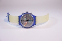 Swatch Chrono SCN 401 Pearl Frame